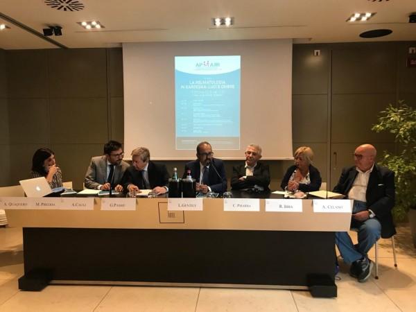 APMARR: In Sardegna l'80% delle persone con malattie reumatiche è costretto ad abbandonare il proprio lavoro - Axess PR Convegno La Reumatologia in Sardegna luci e ombre eced788ecc21b56266e139bb28f34250