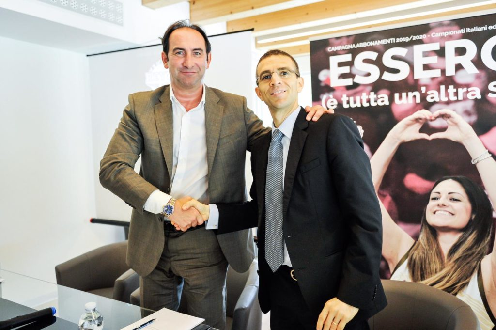 Esserci! RBM Assicurazione Salute rinnova la partnership con l'Umana Reyer Venezia per altre 3 stagioni - Axess PR RBM REYER VENEZIA 1