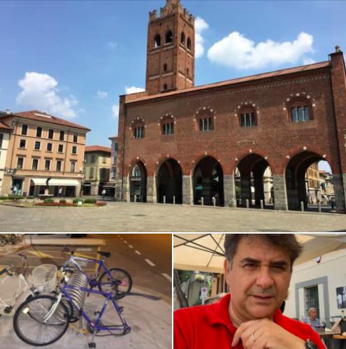 Il Cittadino MB - Monza, nuova ondata di furti di biciclette in centro: l'appello al sindaco - Axess PR  bici monza